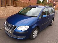 VOLKSWAGEN TOURAN S 1.9 TDI 07 PLATE ** 7 SEATS ** FACELIFT MODEL