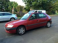 Peugeot 306 automatic