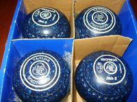 Speckled Blue Taylor Vector Vs Lawn bowls