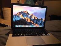 "13"" Apple MacBook Pro retina late 2012 SSD"