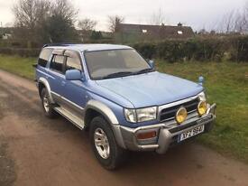 1996 Toyota Land Cruiser SSRG 3.4 v6 39,000 miles (not l200, navara, discovery, Range Rover, jeep