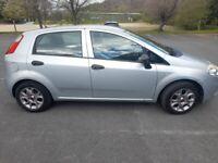 Fiat, GRANDE PUNTO, Hatchback, 2007, Manual, 1242 (cc), 5 doors
