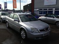 2003 VAUXHALL VECTRA ElAGANCE 2.0 DTI 60MPG ALLOYS AIR CON 12 MONTHS MOT 3 MOMNTS WARRANTY