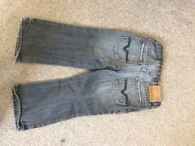Boys guess jeans age 3