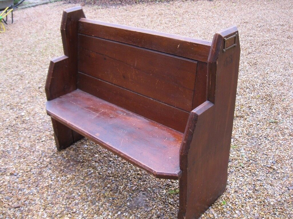 small old pine church pew deliverey possible also chapel chairs different pews for sale. Black Bedroom Furniture Sets. Home Design Ideas