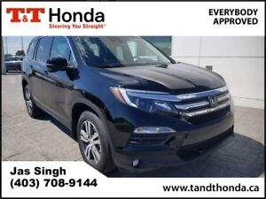 2017 Honda Pilot EX-L w/RES* DVD, Rear Camera, Heated Seats *