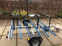 6 cycle trailer