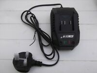 Brand new Parkside 20v Li-Ion 60-minute battery charger - PLG 20 A1