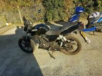 KSR worx 125cc