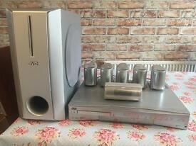 JVC home cinema surround sound system