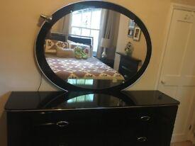 Maisons du monde mirrored coffee table in barnes london gumtree
