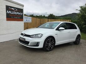 2014 volkswagen golf gtd 56000 miles finance available