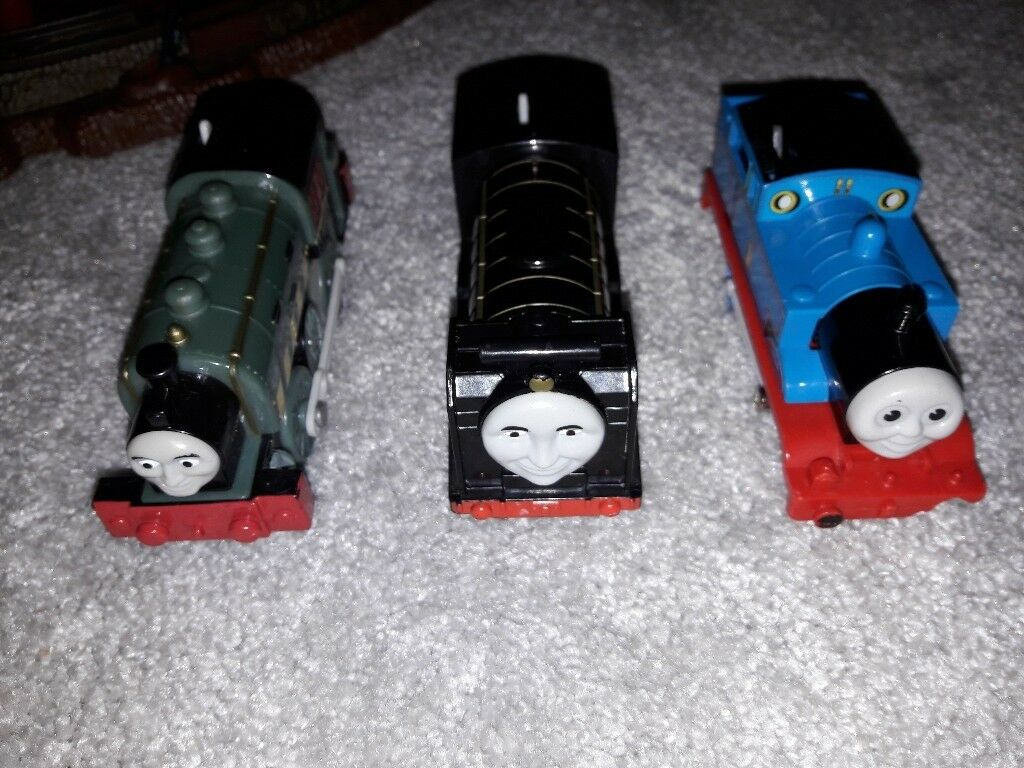 Thomas the Tank Trackmaster Engines
