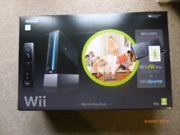 NINTENDO WII FITT PLUS WITH FIT PLUS PACK