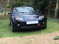 2008 (58) Mazda MX-5 2.0l Sport - Brilliant Black
