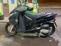 Honda PCX 125 Black