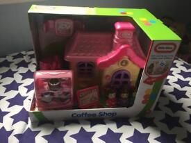 Little tykes coffee shop