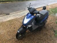 Kymco 150cc reg as 125cc moped scooter vespa honda piaggio yamaha gilera peugeot