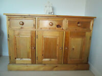 Pine Sideboard - Immaculate condition