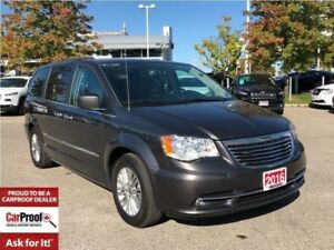 2016 Chrysler Town & Country TOURING-L**DUAL DVD**POWER SUNROOF*