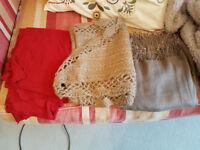 NafNaf, Parfois and Benetton scarves