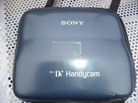Sony mini DV camcorder DCR-PC100