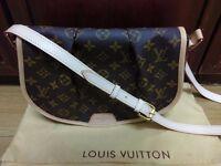 Louis Vuitton Menilmontant PM Handbag Shoulder Bag