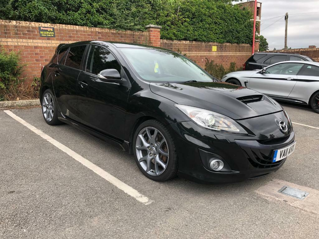 mazda 3 2 3 mps 2011 12 months mot low miles aero kit fully loaded