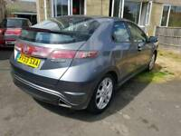 2009 honda civic ex gt ctdi 2.2 diesel manual