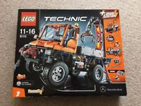 Lego Technic 8110 Mercedes-Benz Unimog - Brand New and Factory Sealed