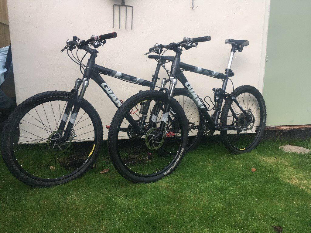 Giant NRS MOUNTAIN BIKE FULL SUSPENSION NRS 3 CROSS COUNTRY YUKON ANTHEM