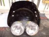 streetfighter custom headlights