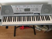 Yamaha Psr 450+floppy disk with own styles