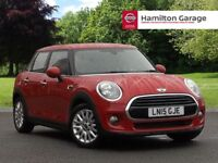 Mini Hatchback 1.5 Cooper 5dr (red) 2015