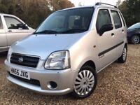 2005 Suzuki Wagon R 1.2 *Watch Video* 61k 1.2 Petrol 1 Owner Service + Clutch + MOT at Suzuki Dealer