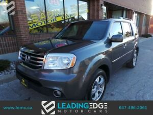 2013 Honda Pilot EX-L EX-L 7 Seater with Leather
