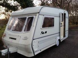 Compass rally1994 2 berth in very good condition with awning
