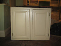 Kitchen/bedroom cabinets - very high quality