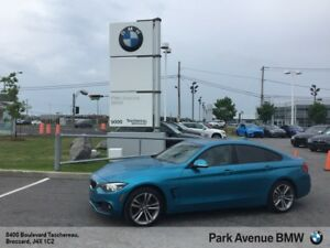 2018 BMW 430i Gran Coupe * SPORT LINE / TOIT PANO / GPS / CAMERA