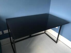 Ikea fredde desk with signum cable trunk in brighton east sussex