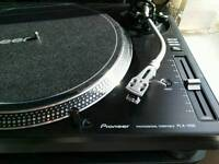 Pioneer plx 1000 deck,record player