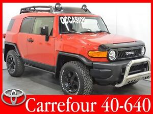 2012 Toyota FJ Cruiser 4x4 Edition Speciale Trail Teams