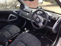 SMART FORTWO MHD AUTO COUPE