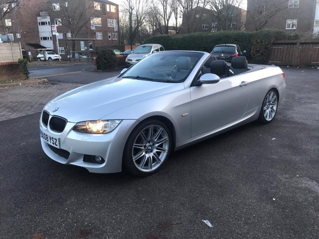 Bmw I Convertible In London Cars For Sale Gumtree - Bmw 335i convertible 2008