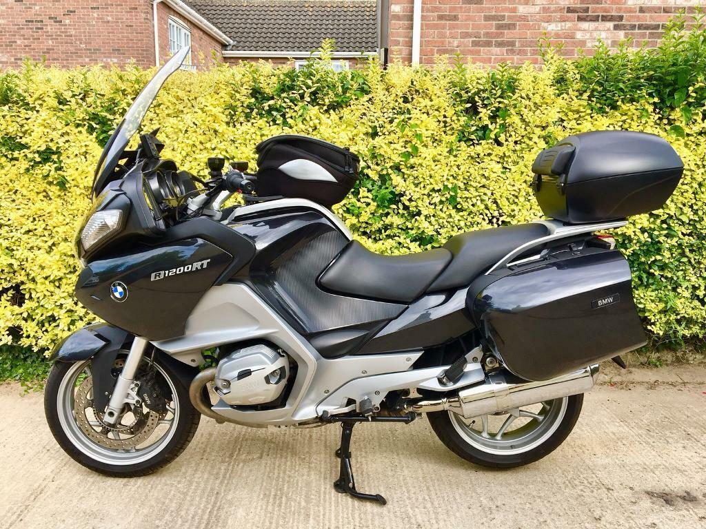 Bmw R 1200 Rt Reduced Price In Norwich Norfolk Gumtree