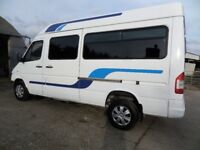 SPRINTER MWB CAMPERVAN NEW BUILD. BARGAIN PRICE TO SELL !!!