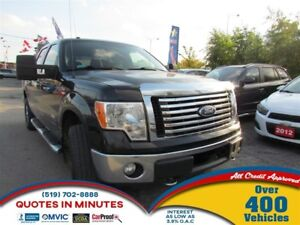 2012 Ford F-150 XTR | 4X4 | 6PASS | SAT RADIO
