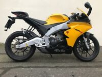 APRILIA RS5 RACE REP 4 STROKE VERY VERY CLEAN BIKE 2016 -FINANCE AVAILABLE £2599