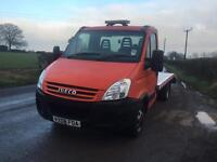 2008 iveco daily 2.3 Ali beavertail recovery truck look