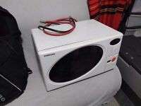 Samsung DE7711N 12V Microwave. 750 Watt [65-Amp] Input, 450 Watt Cooking Power. Camping or Boat